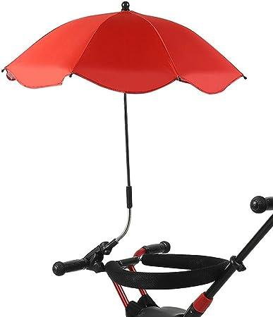 New Universal Sun Umbrella Baby Pram Pushchair Rain Parasol