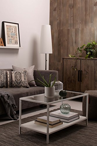 Timberwall - WELD Collection Pewter - DIY Solid Wood Wall Panel - Easy Peel and Stick application - 10.3 Sq Ft by Timberwall (Image #3)