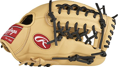 Rawlings Select Pro Lite Youth Baseball Glove, JJ Hardy Model, Regular, Modified Trap-Eze Web, 11-1/2 Inch (Select Leather Palm Gloves)