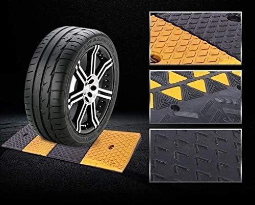 ステップパッドアウトドアヘビーカーサービススロープザ・モール多機能車いすスロープ上り坂パッドノンスリップ簡単にキャリー 段差プレート・スロープ (Size : 100*25*6cm)