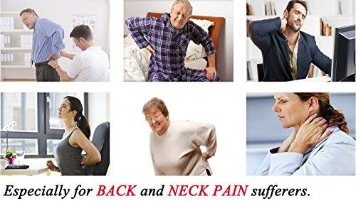 UTK® Far Infrared Natural Jade Heating Pad for pain relief,Medium(21''x31'') by UTK (Image #6)'