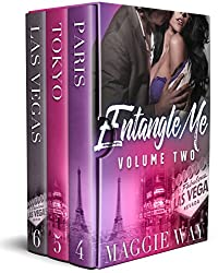 Volume Two: A Bad Boy International Romance Series - Entangle Me Books Four, Five and Six
