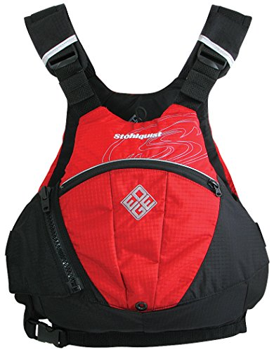 Stohlquist Edge Life Jacket Red Small/Medium
