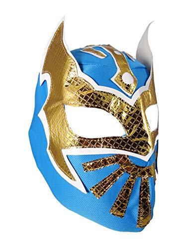 SIN CARA Youth Lucha Libre Wrestling Mask