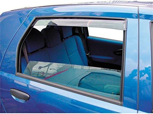 ClimAir 4033 Klar D/éflecteurs lat/éraux Mercedes Classe-B W245 2005-2011 Claire