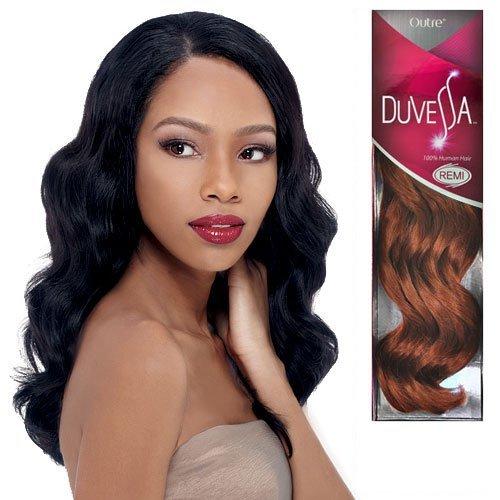 Remi Human Hair Weave OUTRE Duvessa Paris Wave [10S