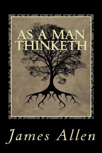 As A Man Thinketh - Gift Edition Original Reprint [Allen, James] (Tapa Blanda)