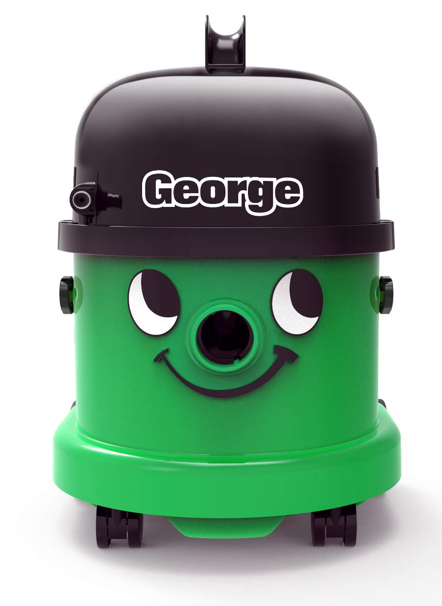 Henry George Wet And Dry Vacuum 15 Litre 1060 Watt Green