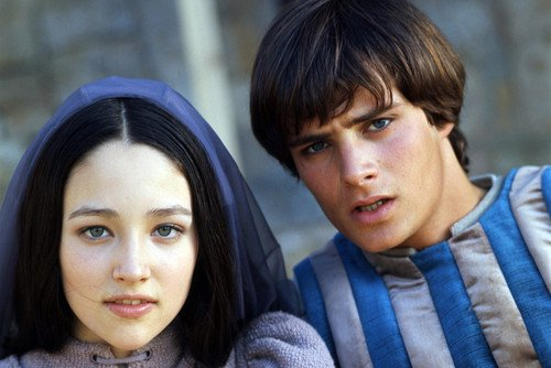 Removed Olivia hussey romeo here not