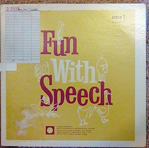 Fun with Speech (Hazel Horn)