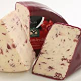 igourmet Wensleydale with Cranberries - Pound Cut (1 pound)