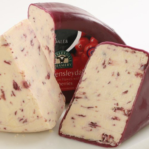 igourmet Wensleydale with Cranberries (7.5 ounce)