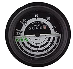 New Tachometer with Exhaust Pipe Fits John Deere 2840 3030 3130