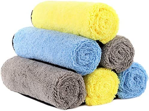 Microfiber Cleaning Absorption Workmanship Non Abrasive product image