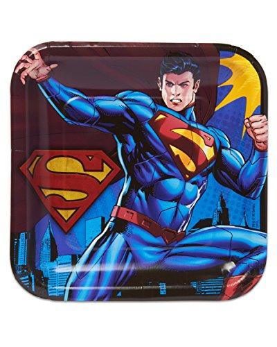 (Superman Square Plates, 9