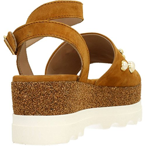 ALPE Sandals and Slippers for Women, Colour Brown, Brand, Model Sandals and Slippers for Women 3691 12 Brown Brown