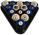 Wave 7 Technologies Florida Gators Billiard Ball Set - NUMBERED