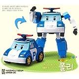 Robocar Poli Transformer Juguete - Poli