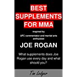 Beste Supplements for MMA inspired by UFC commentator and martial arts enthusiast Joe Rogan
