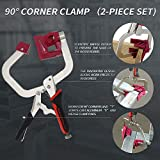 Monster & Master 90 Degree Corner Clamp Angle Clamp