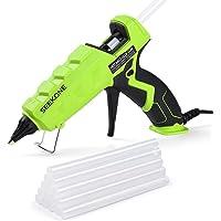 SEEKONE Lijmpistool 60 / 100W Professioneel Heet Lijmpistool Dual Power met 20 stuks Lijmpatronen Heet Lijmpistool voor…