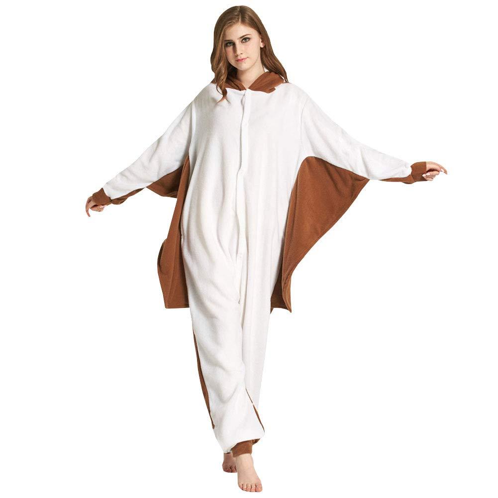 YFCH Unisex Adult Pyjamas Cosplay Tier Onesie Nachtwäsche Schlafanzug mit Kapuze Jumpsuit B07K46LSTB Kostüme für Erwachsene Ausgezeichnete Qualität | Moderate Kosten