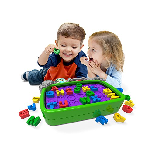 Review LeapFrog Letter Factory Leaping
