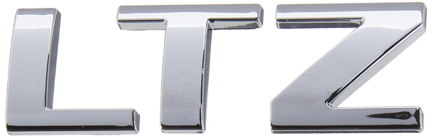 General Motors Genuine GM 15832267 Compartment Lid Vehicle Name Plate Rear