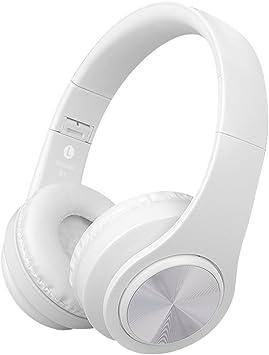 Auriculares inalámbricos Bluetooth plegables admite todos