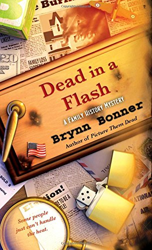 book cover of Dead in a Flash