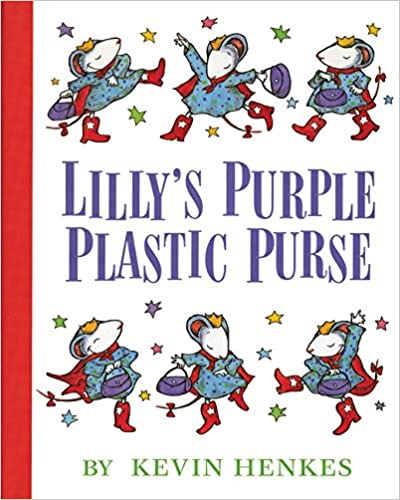 Buy Lilly's Purple Plastic Purse