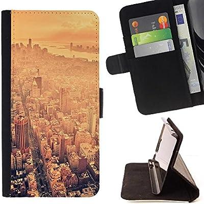 For Samsung Galaxy S3 III I9300 Skyline Summer Heat Hot Nyc ...