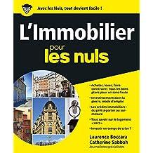 L'Immobilier Pour les Nuls, 4ème édition (French Edition)