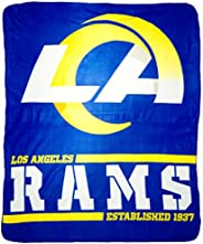 NFL Unisex-Adult Fleece Throw Blanket