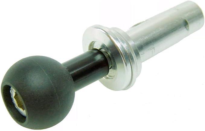 Buybits 25mm 1 Kugel Motorrad Halterung Sockel Für Elektronik