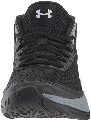 Grade Baloncesto black De Armour Niños 002 Black Zapatos 2018 Negro Jet Para Under School Steel 002 05UK0y