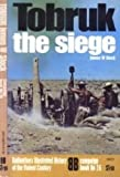 Front cover for the book Tobruk: The Siege by James W Stock