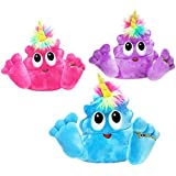 Poonicorn Stuffed Plush Emoji Characters - Unicorn Emoji Poop