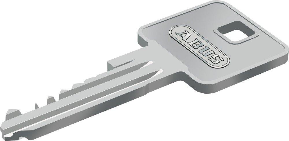 59808 ABUS Profil-Zylinder E30NP 30//35 mit 5 Schl/üsseln