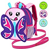 Toddler Backpack for Boys and Girls, Preschool Bag