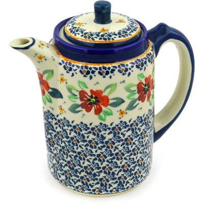 stoneware coffee pot - 5