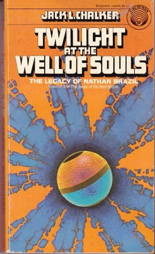 book cover of Twilight at the Well of Souls