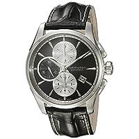 Hamilton Jazzmaster Automatic Chronograph Mens Watch H32596781 Deals