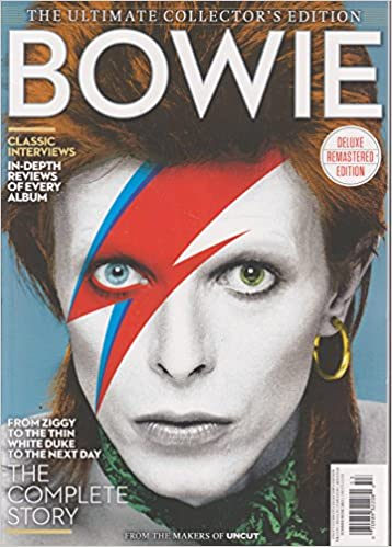 Uncut The Ultimate Collector's Edition David Bowie Magazine ...