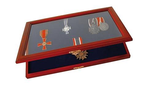 SAFE – Caja expositora para medallas y Insignias de Honor