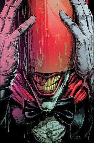 Batman Three Jokers #1 Premium Cover A Fabok Red Hood Variant