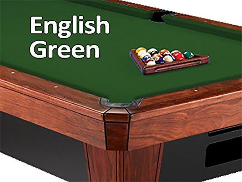 - 8' Simonis 860 English Green Pool Table Cloth Felt
