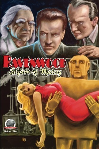 Ravenwood Stepson of Mystery Volume 2 by Janet Harriett (2013-08-31)