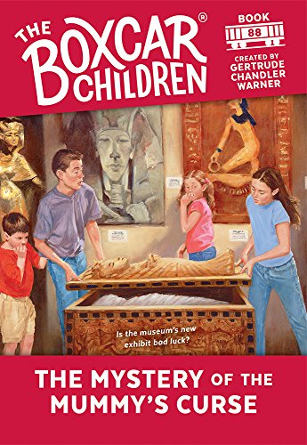 The Mystery Of Mummys Curse The Boxcar Children Mysteries Book 88