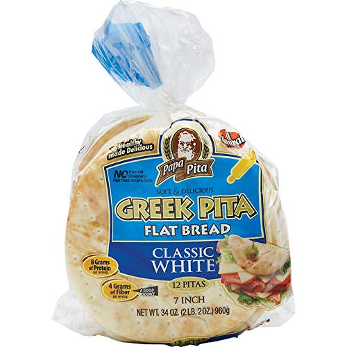 Lot of Ten (10 Bags) -GREEK Papa Pita 7